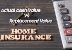 Actual Cash Value Vs Replacement Value