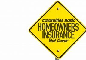 Calamities Basic Homeowners' Insurance May Not Cover